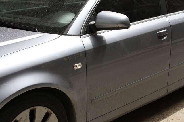 Audi Altın Kaplama
